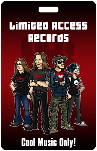 Limited Access Records Logo