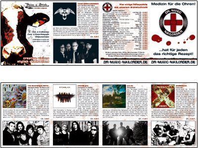 Dr. Music Mailorder Flyer