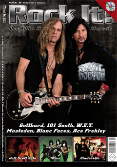 Rock It! Magazin Ausgabe 55