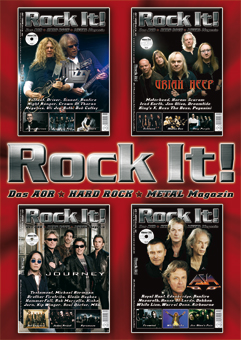 Rock It! Magazin Flyer 2009